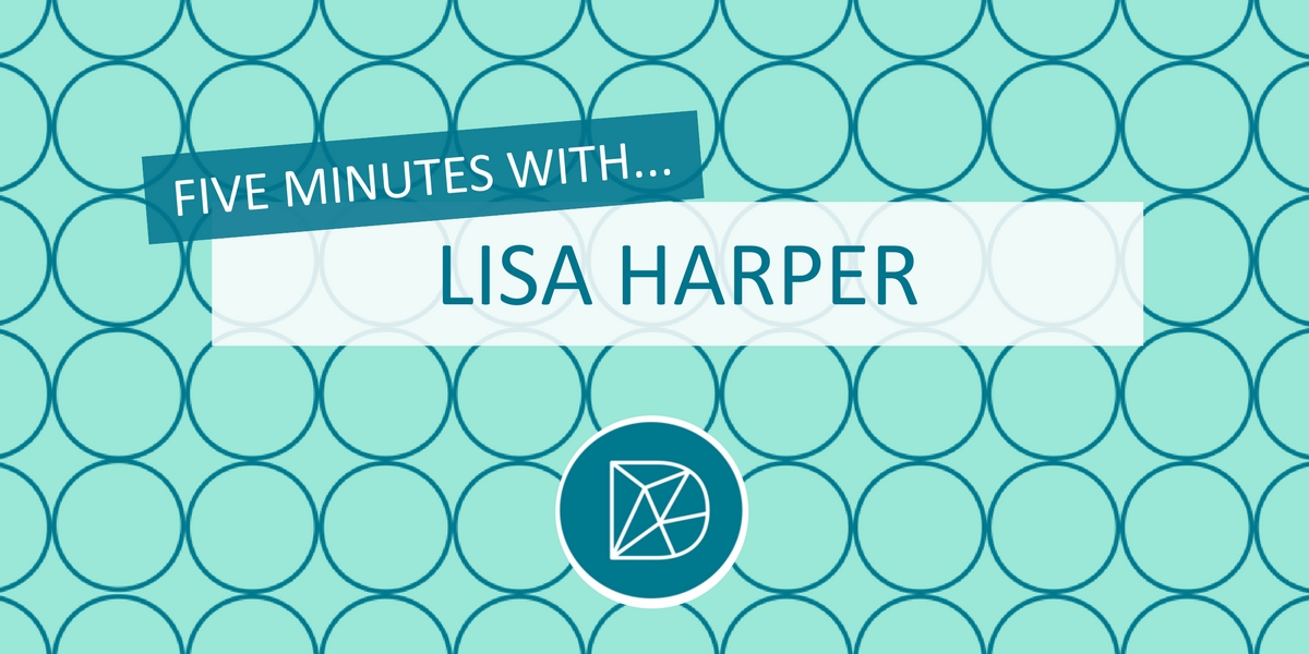 Five minutes with…Lisa Harper
