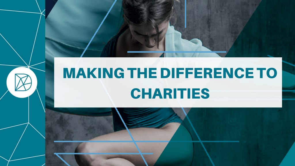 Making the Difference to charity comms