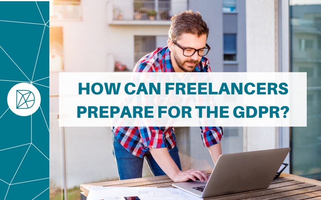 The Difference blog header - how can freelancers prepare for the GDPR