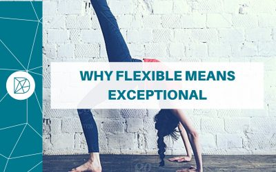 Why flexible means exceptional