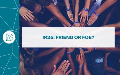 IR35: Friend or Foe?