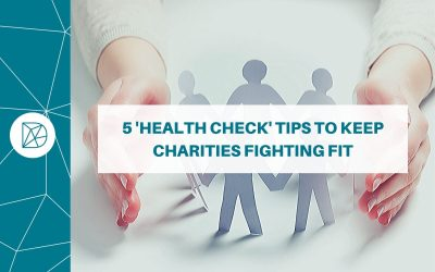5 'health check' tips to keep charities fighting fit