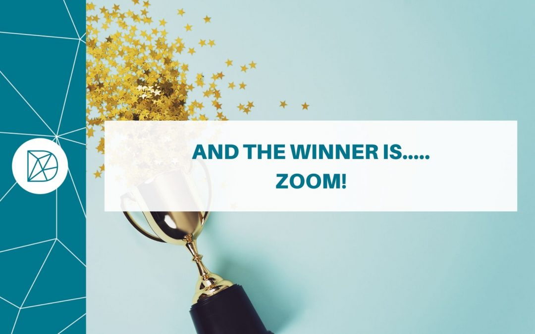 And the winner is… Zoom!